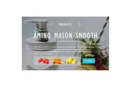 Amino Mason Smooth Shampoo Refill Pack (400ml)